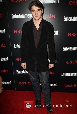 RJ Mitte - Entertainment Weekly Screen Actors Guild Party at Chateau Marmont - Arrivals - Los Angeles, California, United States...
