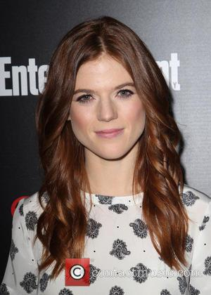 Rose Leslie - Entertainment Weekly Screen Actors Guild Party at Chateau Marmont - Arrivals - Los Angeles, California, United States...