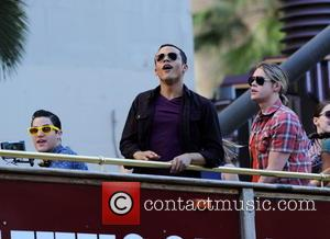 Chord Overstreet, Darren Criss and Jacob Artist