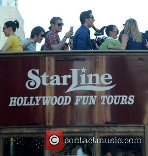 Matthew Morrison, Chord Overstreet, Becca Tobin and Melissa Benoist
