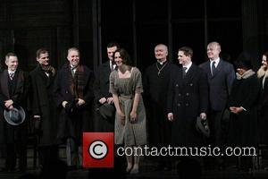 Rebecca Hall and Cast