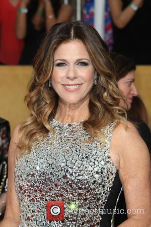 Rita Wilson and Rita Wilson - The 20th Annual Screen Actors Guild (SAG) Awards held at The Shrine Auditorium -...