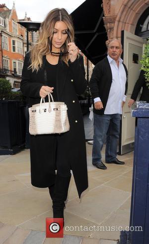 Sir Philip Green and Kim Kardashian