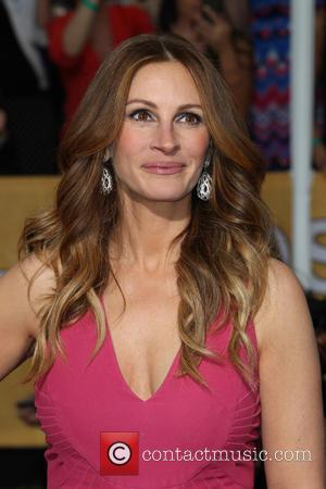 Julia Roberts - 20th Annual Screen Actors Guild Awards Presentation