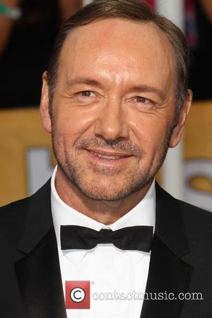 Kevin Spacey - 20th Annual Screen Actors Guild Awards Presentation