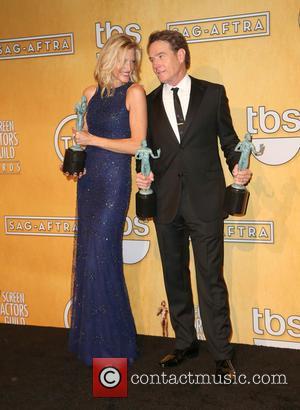 Bryan Cranston and Anna Gunn