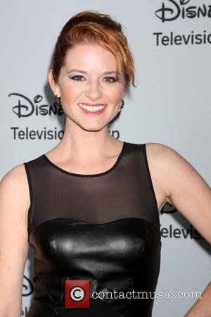 Sarah Drew - ABC Television Critics Association Winter 2014 Party - Pasadena, California, United States - Saturday 18th January 2014