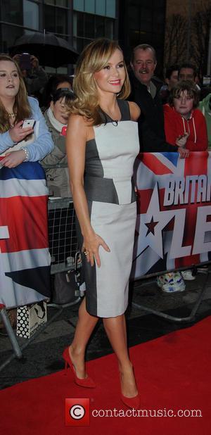 Amanda Holden - Judges arrive Britain's Got Talent Auditions The Waterfront Hall Belfast Northern Ireland - Birmingham, United Kingdom -...
