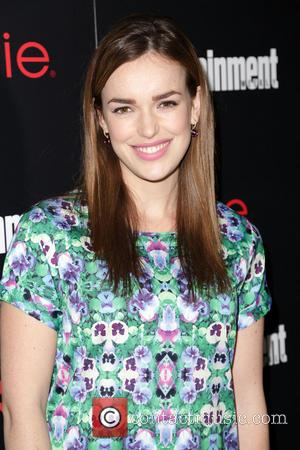 Elizabeth Henstridge - Celebrities attend Entertainment Weekly Screen Actors Guild Party at Chateau Marmont. - Los Angeles, California, United States...