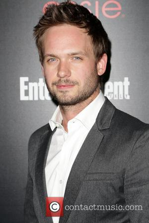 Patrick J. Adams - Celebrities attend Entertainment Weekly Screen Actors Guild Party at Chateau Marmont. - Los Angeles, California, United...