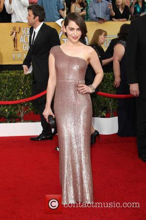 Emilia Clarke - California - West Hollywood, California, United States - Saturday 18th January 2014
