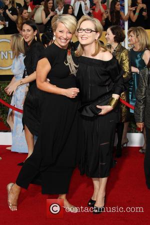 Emma Thompson and Meryl Streep