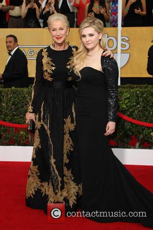 Helen Mirren and Abigail Breslin