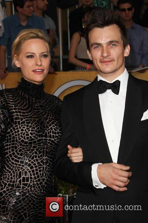 Aimee Mullins and Rupert Friend - California - West Hollywood, California, United States - Saturday 18th January 2014