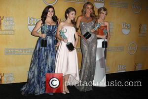 Ariel Winter, Julie Bowen, Sarah Hyland and Sofía Vergara