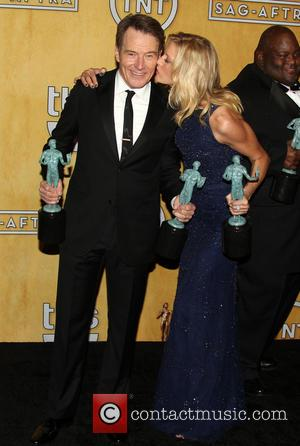 Bryan Cranston and Ann Gunn