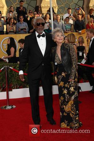 Morgan Freeman - California - West Hollywood, California, United States - Saturday 18th January 2014