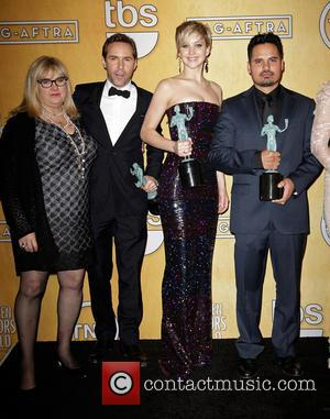 Colleen Camp, Alessandro Nivola, Jennifer Lawrence and Michael Pena