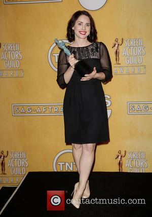 Laura Fraser - The 20th Annual Screen Actors Guild (SAG) Awards held at The Shrine Auditorium - Press Room -...