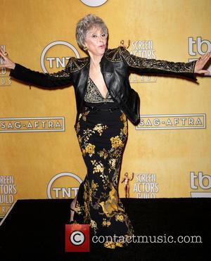 Rita Moreno - The 20th Annual Screen Actors Guild (SAG) Awards held at The Shrine Auditorium - Press Room -...