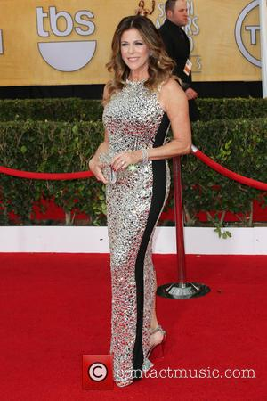 Rita Wilson - The 20th Annual Screen Actors Guild (SAG) Awards held at The Shrine Auditorium - Arrivals - Los...