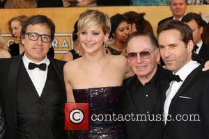 David O. Russell, Jennifer Lawrence, Paul Herman and Alessandro Niv