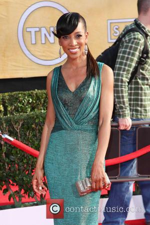 Shaun Robinson - The 20th Annual Screen Actors Guild (SAG) Awards held at The Shrine Auditorium - Arrivals - Los...