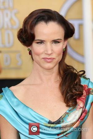 Juliette Lewis - The 20th Annual Screen Actors Guild (SAG) Awards held at The Shrine Auditorium - Arrivals - Los...