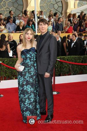 Paul Dano and Zoe Kazan - The 20th Annual Screen Actors Guild (SAG) Awards held at The Shrine Auditorium -...