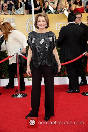 Jessica Walter - The 20th Annual Screen Actors Guild (SAG) Awards held at The Shrine Auditorium - Arrivals - Los...