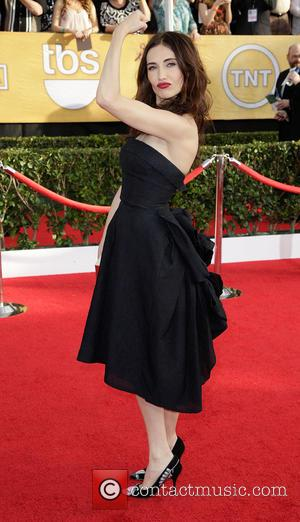 Carice Van Houten - The 20th Annual Screen Actors Guild (SAG) Awards held at The Shrine Auditorium - Arrivals -...