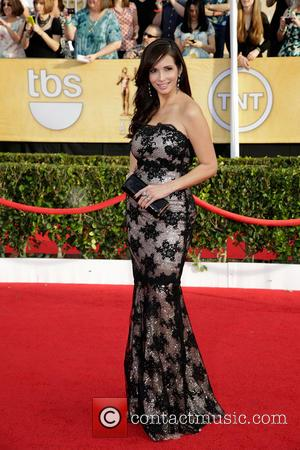 Giselle Blondet - The 20th Annual Screen Actors Guild (SAG) Awards held at The Shrine Auditorium - Arrivals - Los...