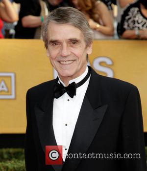 Jeremy Irons - The 20th Annual Screen Actors Guild (SAG) Awards held at The Shrine Auditorium - Arrivals - Los...