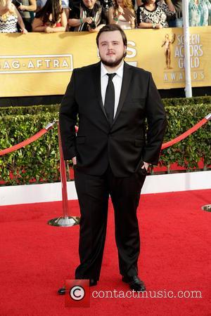 John Bradley - The 20th Annual Screen Actors Guild (SAG) Awards held at The Shrine Auditorium - Arrivals - Los...
