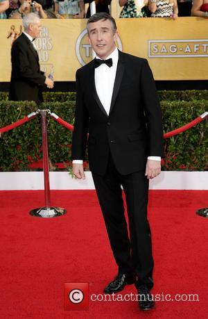 Steve Coogan - The 20th Annual Screen Actors Guild (SAG) Awards held at The Shrine Auditorium - Arrivals - Los...