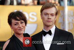 Jaime Winstone and Alfie Allen