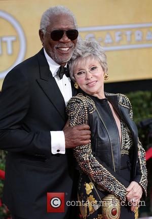 Screen Actors Guild, Rita Moreno, Morgan Freeman