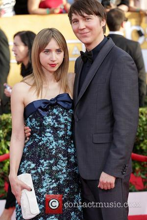 Zoe Kazan and Paul Dano - The 20th Annual Screen Actors Guild (SAG) Awards held at The Shrine Auditorium -...