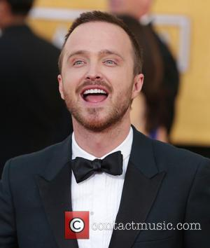 Aaron Paul - The 20th Annual Screen Actors Guild (SAG) Awards held at The Shrine Auditorium - Arrivals - Los...
