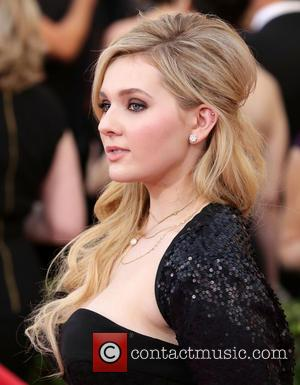 Abigail Breslin - The 20th Annual Screen Actors Guild (SAG) Awards held at The Shrine Auditorium - Arrivals - Los...