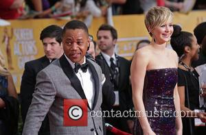 Cuba Gooding Jr. and Jennifer Lawrence