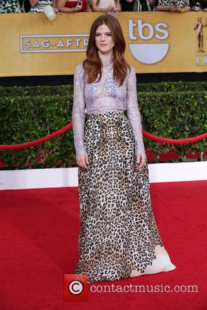 Rose Leslie - The 20th Annual Screen Actors Guild (SAG) Awards held at The Shrine Auditorium - Arrivals - Los...