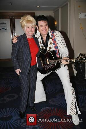 Barbara Windsor - The 86th annual London taxi drivers 'Mad Hatter's Tea Party' fund for underprivileged children at Grosvenor House...