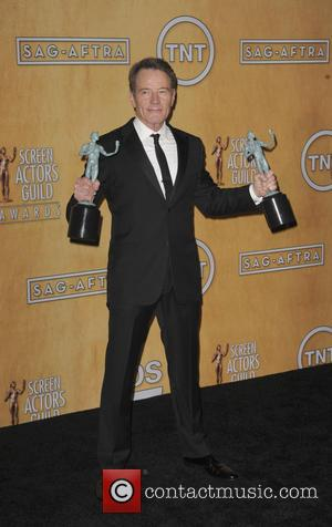 Bryan Cranston, SAG Awards 2014