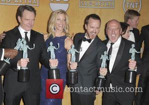 Bryan Cranston, Anna Gunn, Aaron Paul and Dean Norris