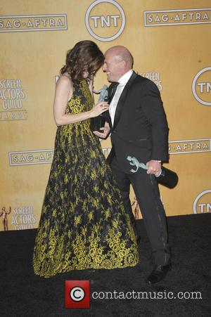 Dean Norris and Betsy Brandt