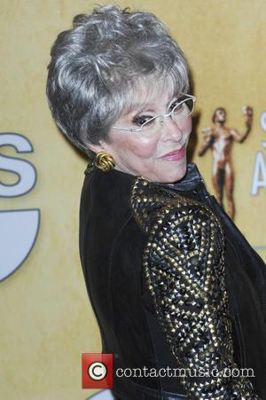 Rita Moreno - 20th Annual Screen Actors Guild Awards - Press Room - Los Angeles, California, United States - Sunday...