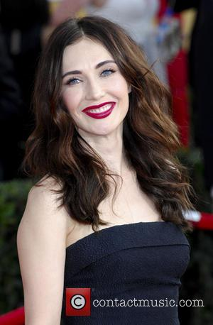 Carice van Houten - The 20th Annual Screen Actors Guild Awards arrivals - Los Angeles, California, United States - Sunday...