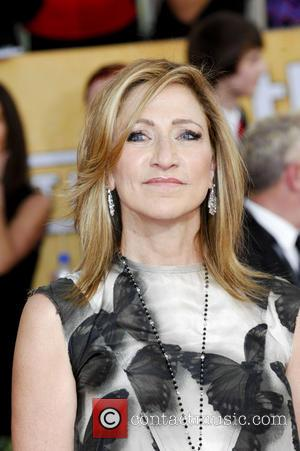 Edie Falco - The 20th Annual Screen Actors Guild Awards arrivals - Los Angeles, California, United States - Sunday 19th...