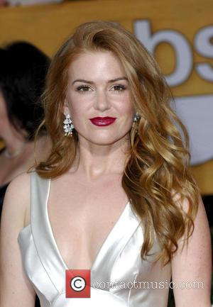 Isla Fisher - The 20th Annual Screen Actors Guild Awards arrivals - Los Angeles, California, United States - Sunday 19th...